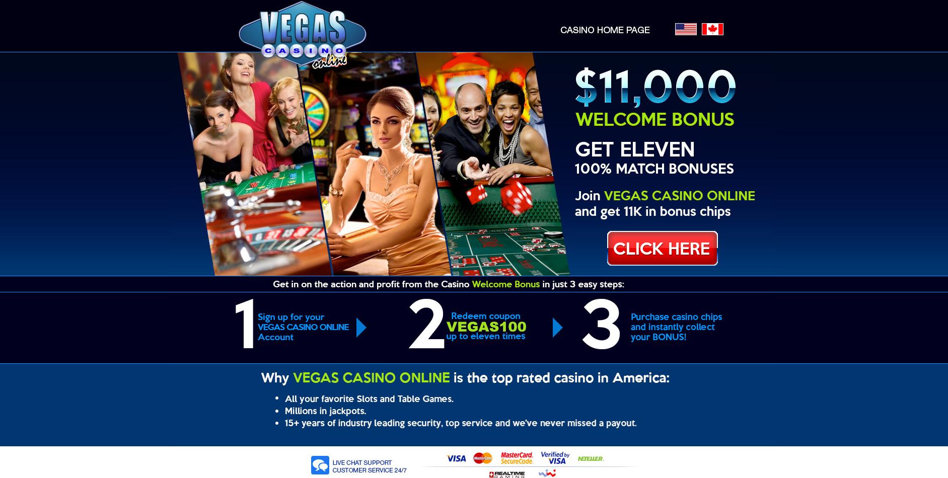 Vegascasinoonline